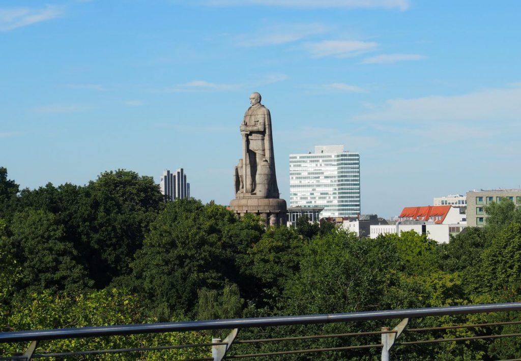 Das Bismark Denkmal