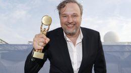 Stephan Grossmann mit Preis