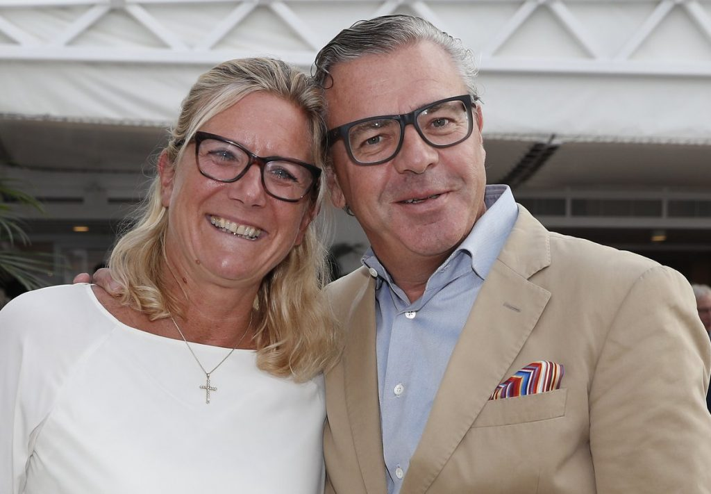 Thomas und Pamela Collien