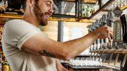 Ratsherrn Bier wird gezapft