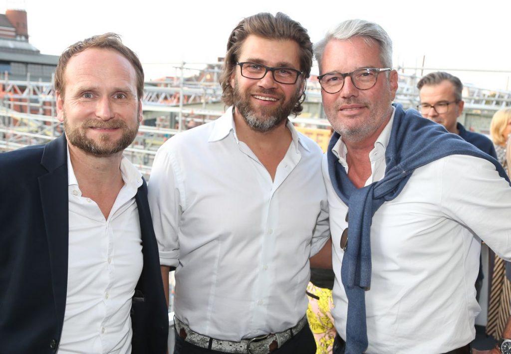 Alexander Glück, Gunnar Henke, Stephan Westendorp