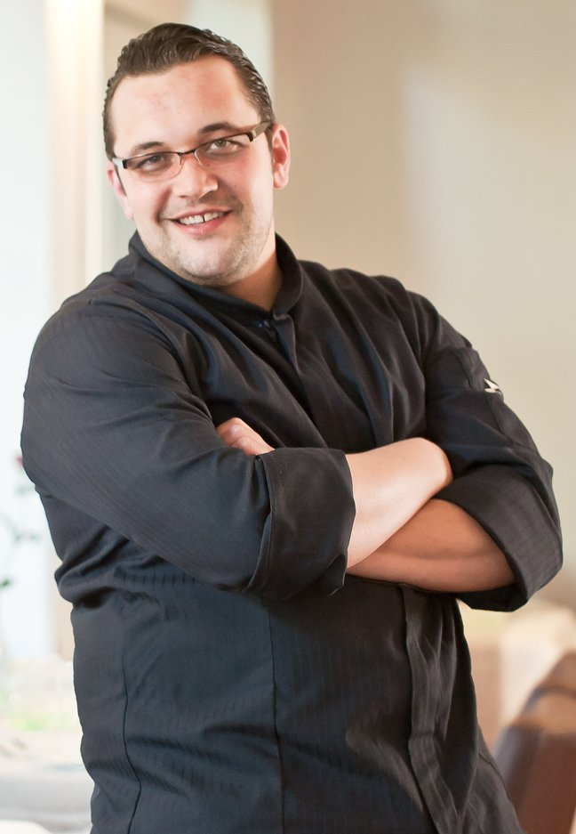 Der hamburger Spitzenkoch Kirill Kinfelt