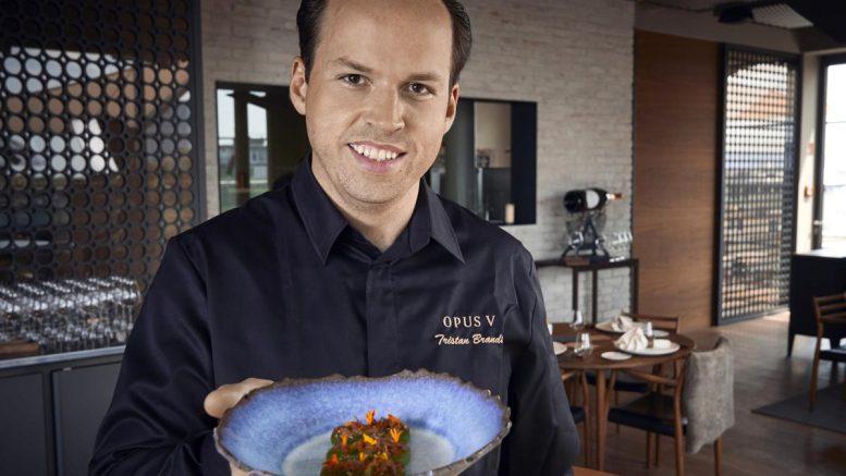Der Koch Tristan Brandt