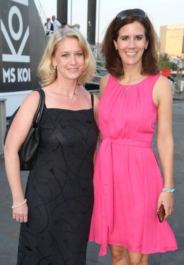 Tamara Gomille und Katja Suding