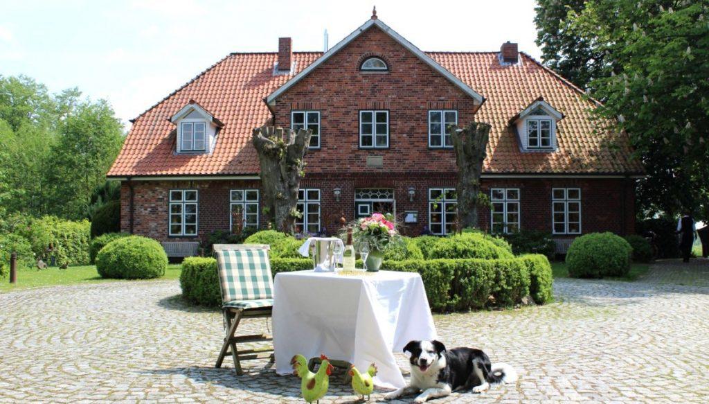 Gutshaus mit Restaurant