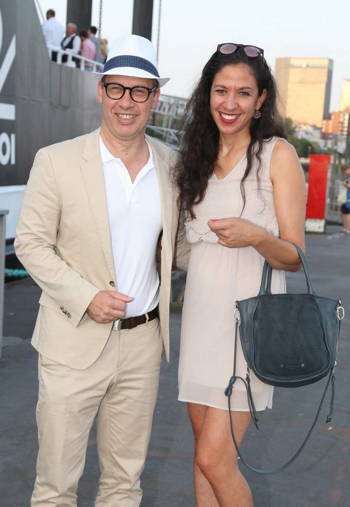 Michael Otremba mit Yasmin Witt