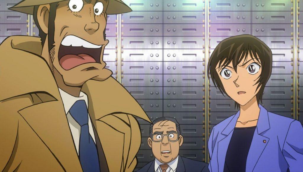 Lupin III vs. Detektiv Conan Szenenbild