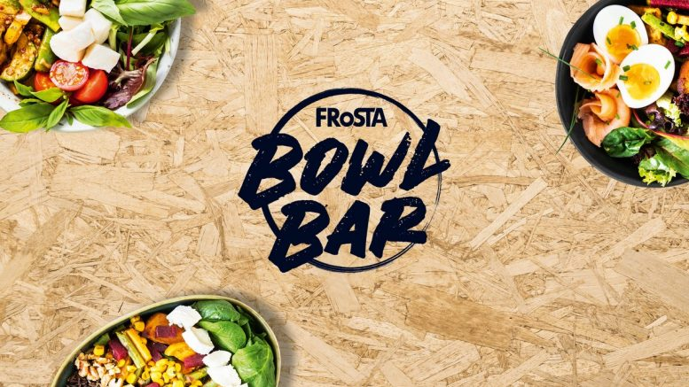 Die Frosta Bowl Bar