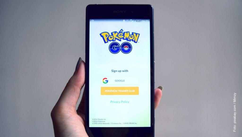 Das Onlinespiel Pokemon
