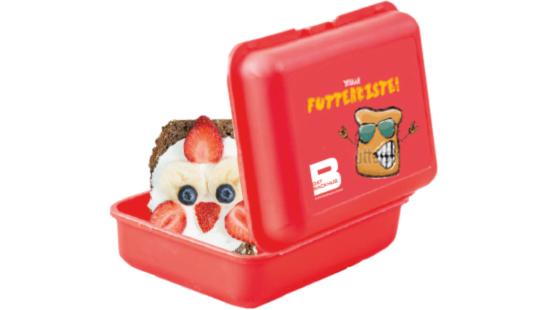 Eine Brotbox von DAT BACKHUS
