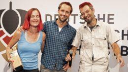 Das Brautrio aus Oersdorf bei Kaltenkirchen ist 3. Deutscher Meister der Hobbybrauer 2019 - Siegerfoot
