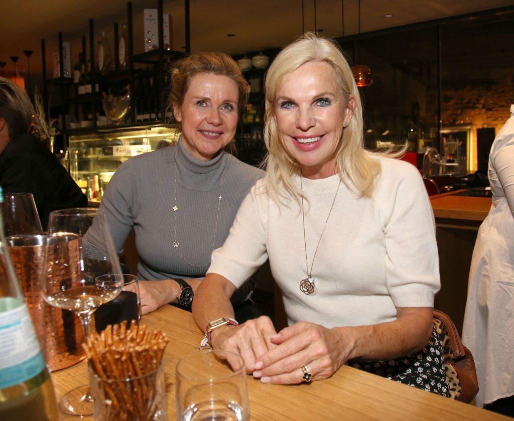 Susanne Korden und Alexandra Blohm
