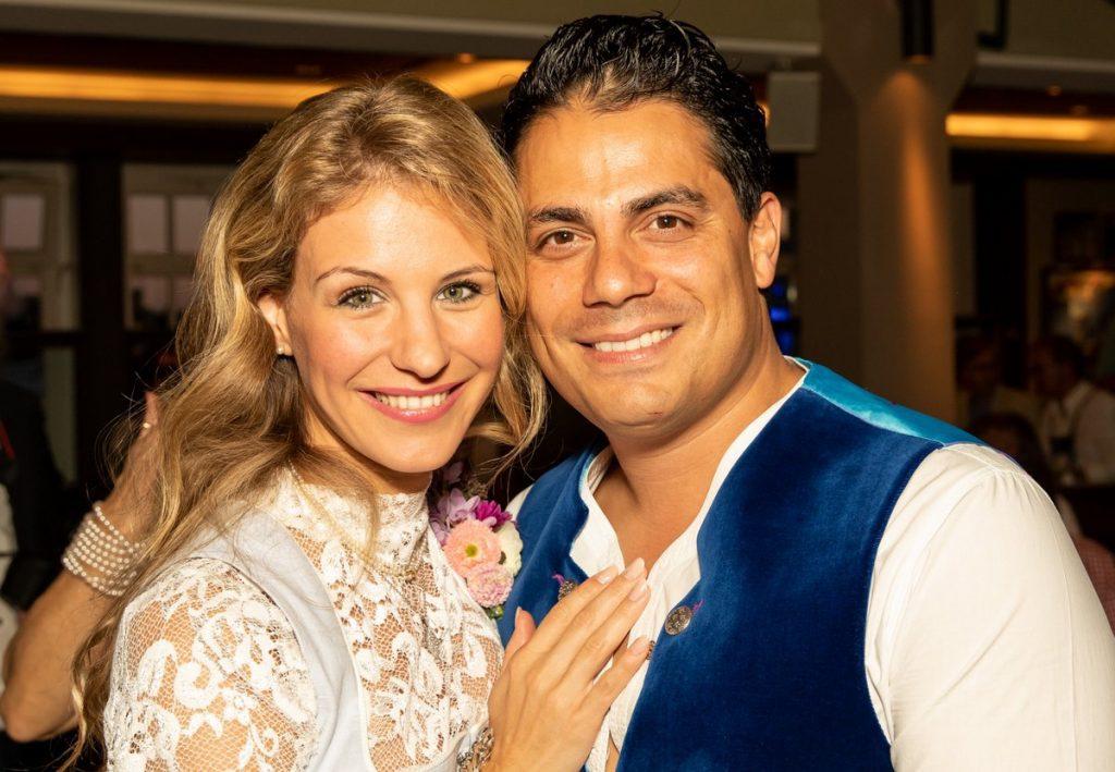 Steffi Schanzleh mit Silva Gonzalez