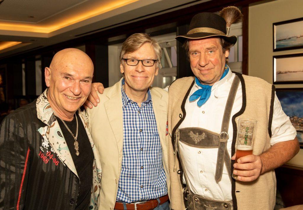 Peter Sebastian, Thorsten Laussch, Uwe Rohde