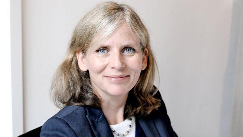 Ina Schmidt eine Hamburger Philosophin