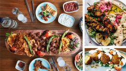 Moodbild zum Levantine Food Bazaar - levantisches Essen