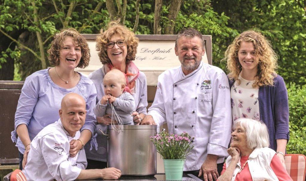 Die Gastronomenfamilie Fitschen