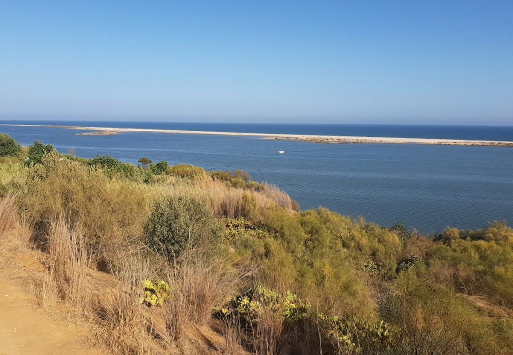 Küste an der Algarve