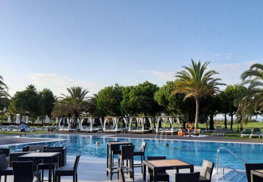 Swimming Pool des Robinson Club Quinta da Ria