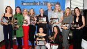 Die Immenhof-Fiompreisträger 2019 in Malente, Gruppenbild