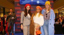 Im Alstertal Einkaufszentrum ila Sahin, Christine Neubauer, Nina Bott