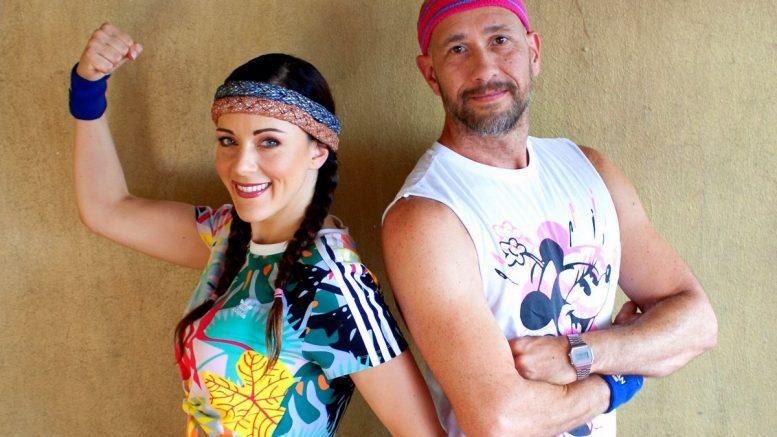 Jasmin Wagner mit Phlipp Braun