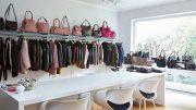 Ein Showroom des Hamburger fashion pool