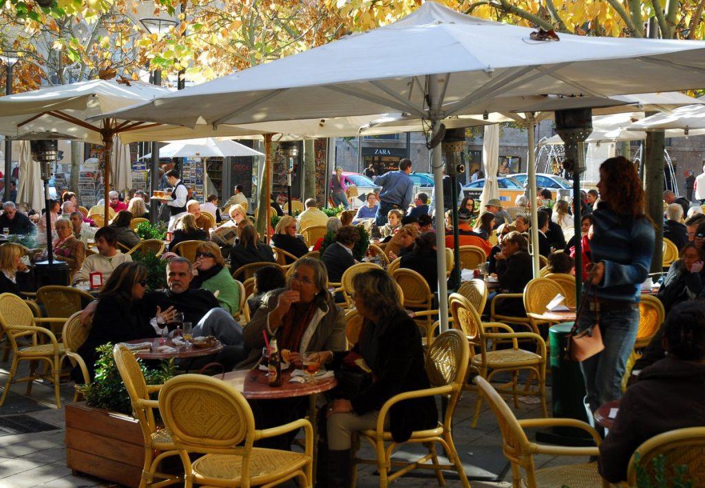 Bar in Palma Outdoor