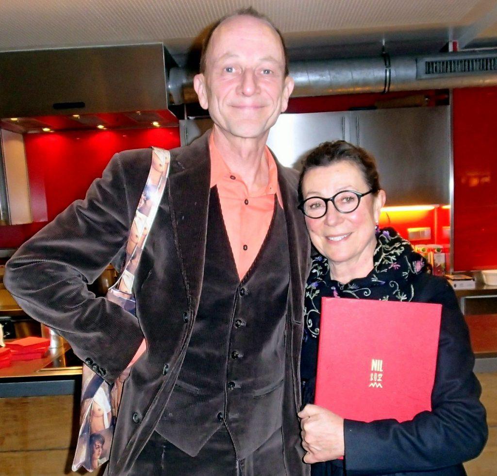 Elisabeth Füngers und Steffen Hellmann