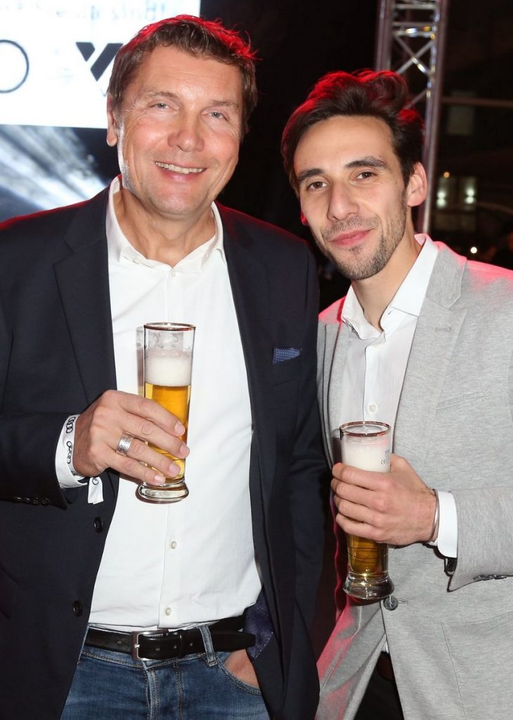 Stefan Ohde und Dominik Schorn