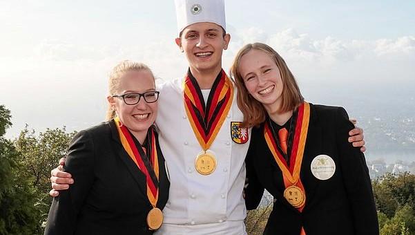 Ove Wülken Deutscher Jugendmeister der Köche