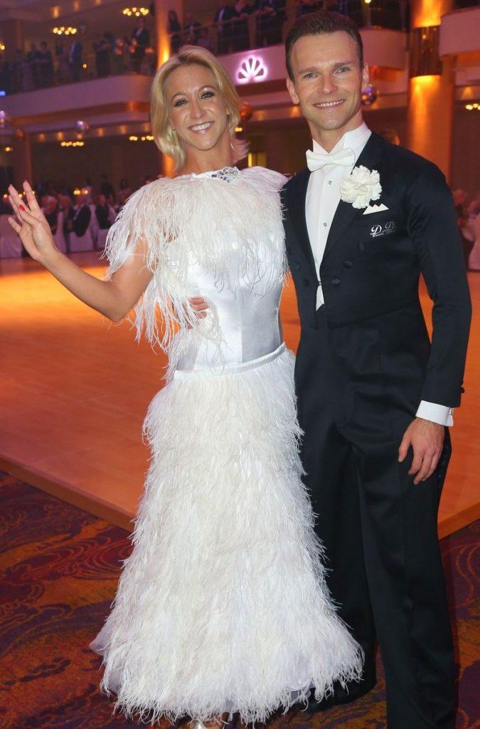 Kathrin Menzinger und Vadim Garbuzow