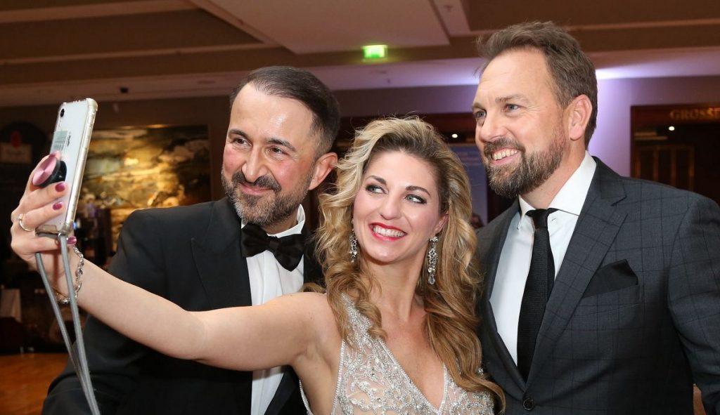 Bedo, Christine Deck und Steve Gätjen