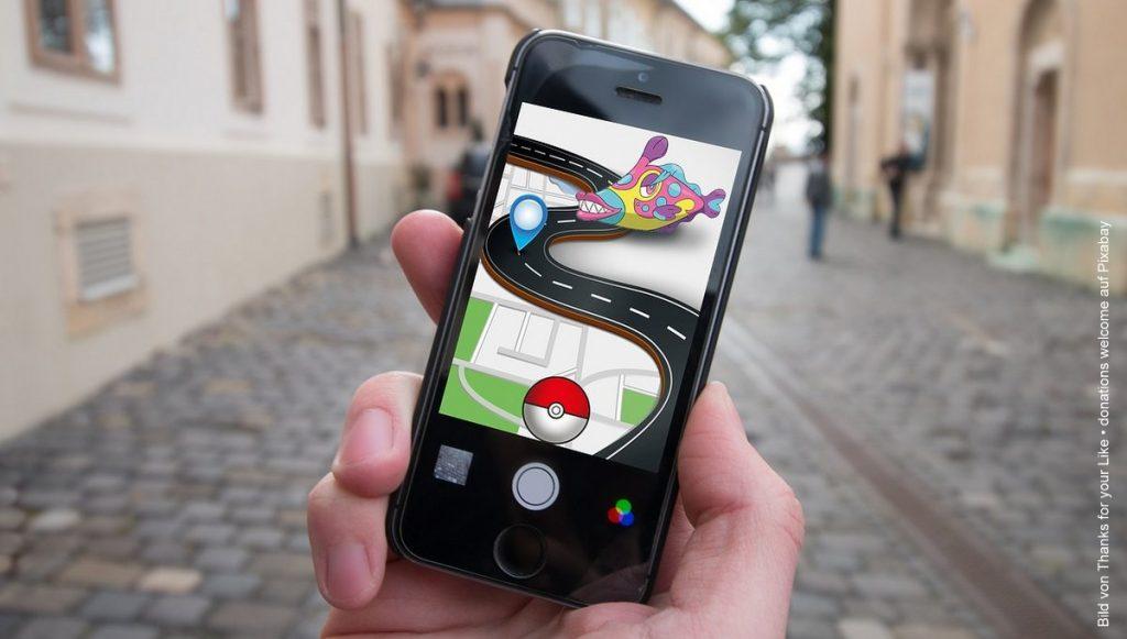 Pokeman Go mobil spielen