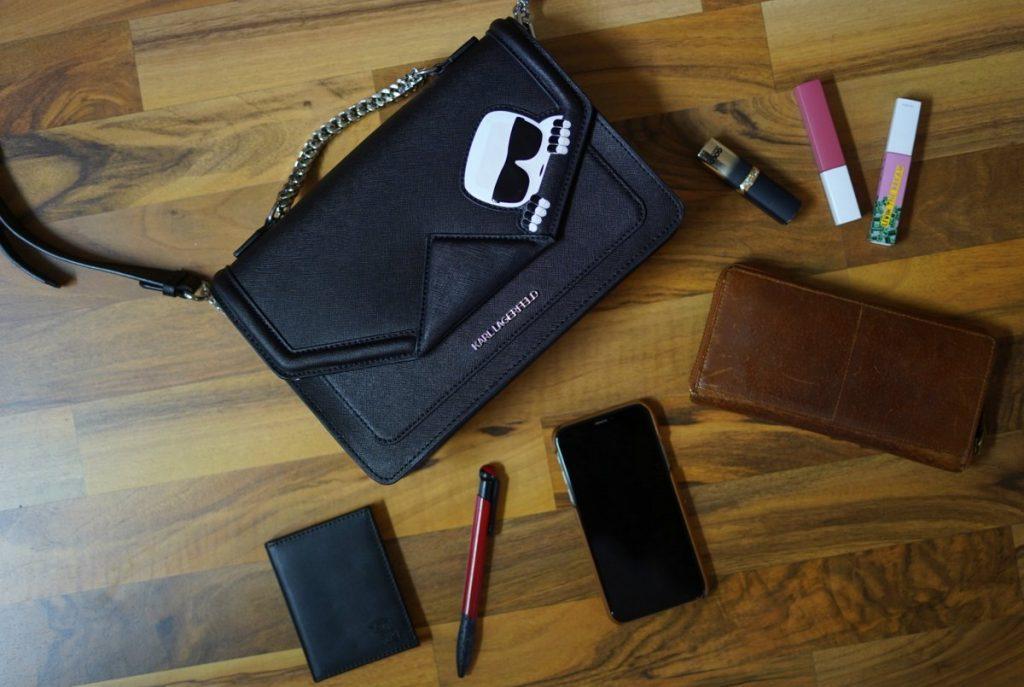 Handtascheninhalt von Marion Puls