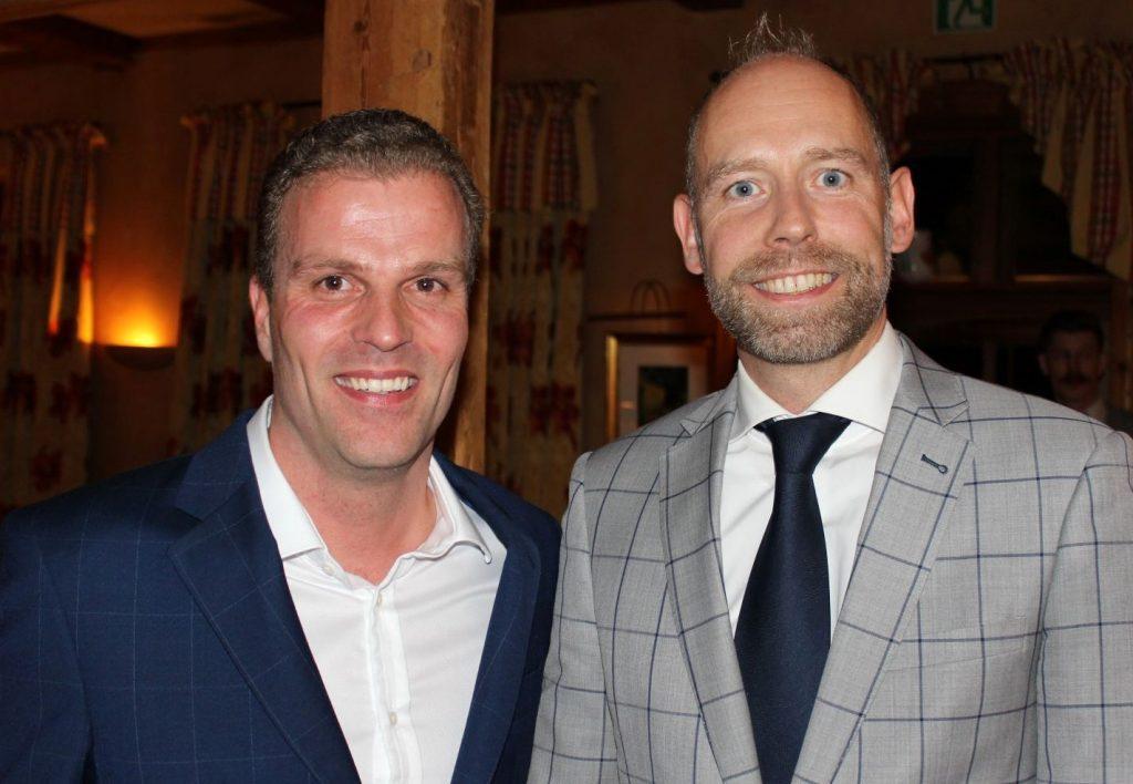 Johann Schulke und Patrick Wulf