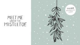 Aktionslogo: Meet me under the Mistletoe