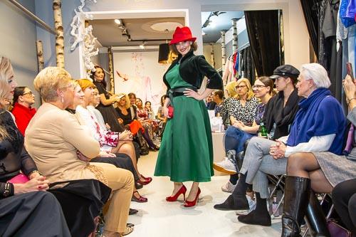 Impressionen von der Ella Deck Privat Fashion Show in Hamburg