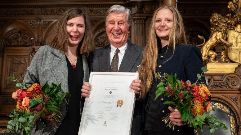Gewinner des Darboven IDEE-Förderpreises 2019