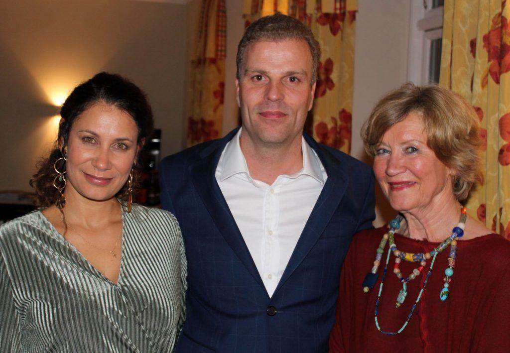 Alte und neue Inhaber des Frederikenhof