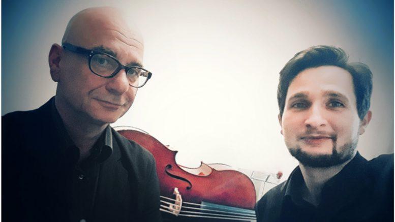 Ralf-Andreas Stürzinge und Franck-Thomas Link