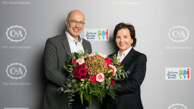 Susann Grünwald mit Hans-Peter Ennemoser