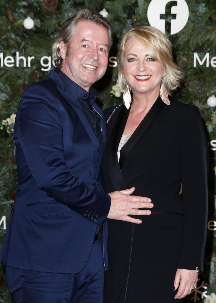Peter Fissenewert mit Ulla Kock am Brink