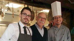 Die Crew vom Restaurant El Pulpo