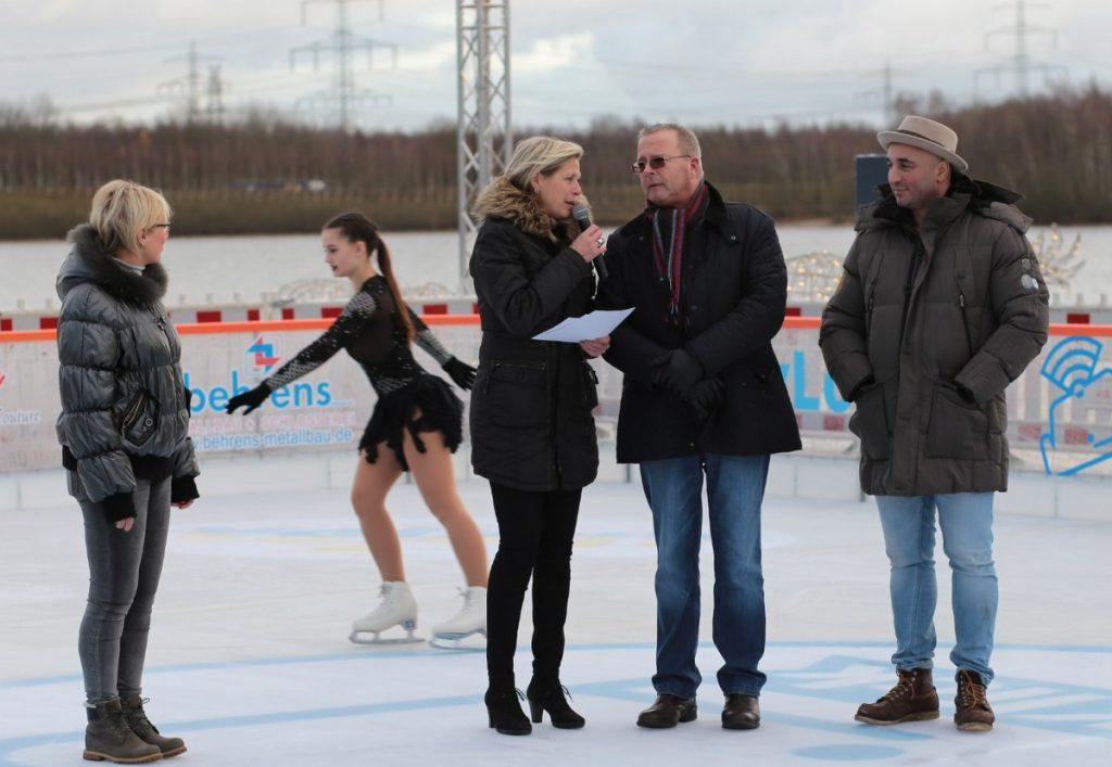 Eröffnung des Winterwonderland in Norderstedt