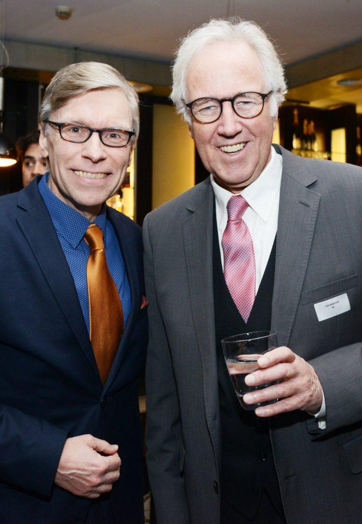 Thorsten Laussch und Lutz Ackermann