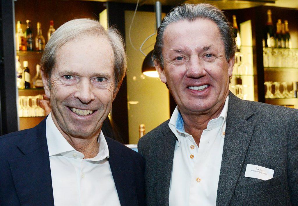 icolaus Gierke und York Prinz zu Schaumburg-Lippe