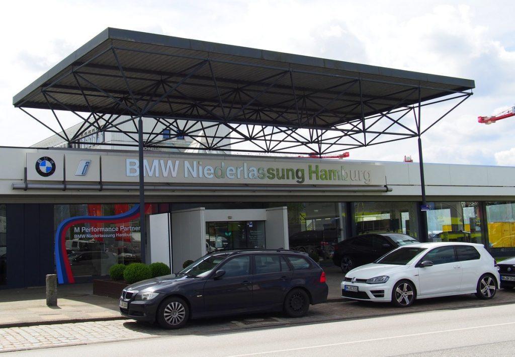 BMW Niederlassung Hamburg Nedderfeld/Offakamp