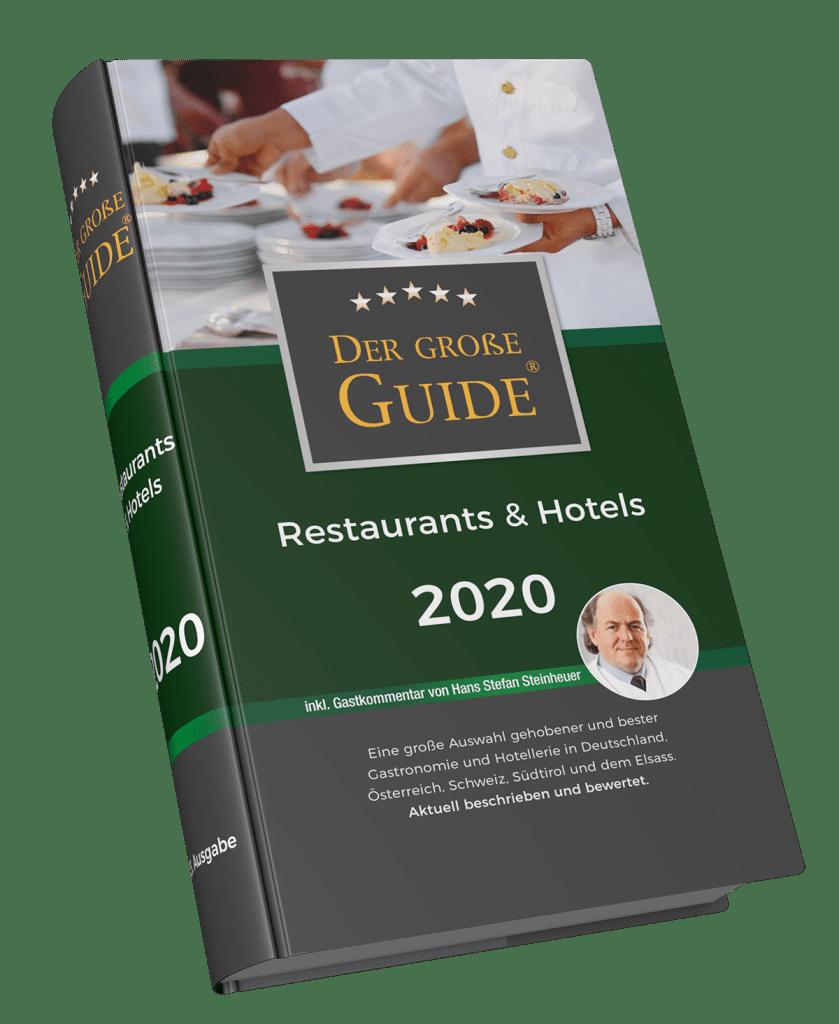 Der Restaurantführer: Der Große Restaurant & Hotel Guide 2020