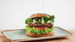 Ein Burger von Hans im Glück